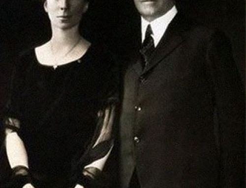Frank Bunker Gilbreth, Sr. and Lillian Evelyn Moller Gilbreth