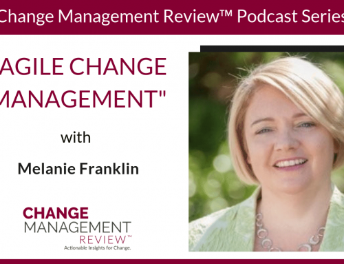Agile Change Management, With Melanie Franklin