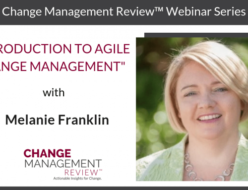 Introduction to Agile Change Management