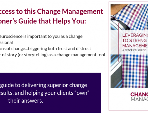 Leveraging Neuroscience to Strengthen Change Management Practices: A Practical Guide