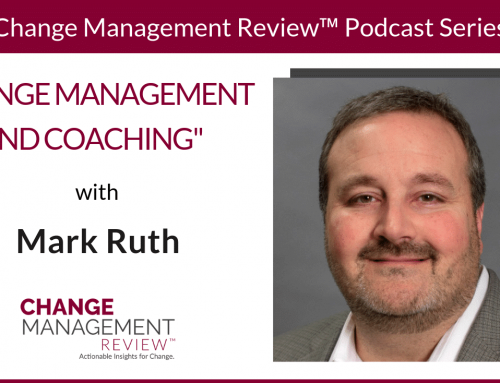 Change Management and Coaching, with Mark Ruth