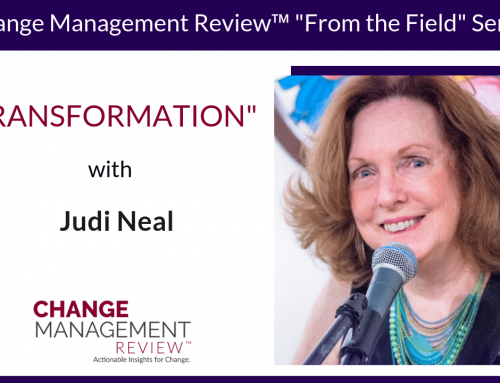 Transformation, with Judi Neal
