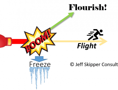 Flourishing During Change: An Alternative to Fight or Flight