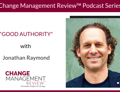 Good Authority, with Jonathan Raymond