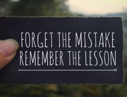 What Happens When Mistakes Happen?