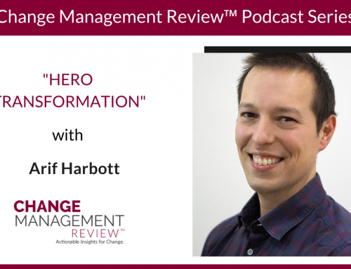 HERO Transformation, With Arif Harbott