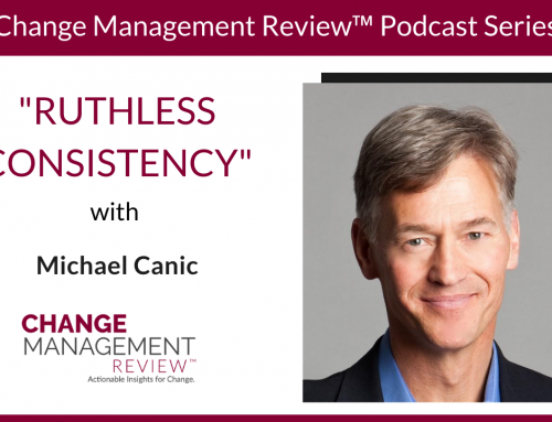 Ruthless Consistency, With Michael Canic