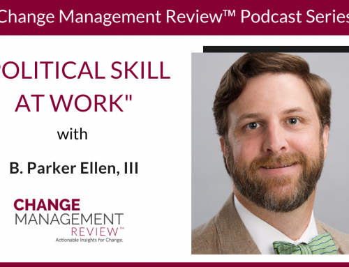Political Skill at Work, With Parker Ellen, III