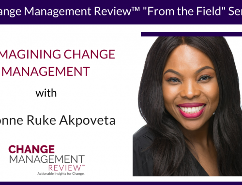 Reimagining Change Management, With Yvonne Ruke Akpoveta